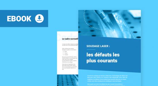 Illustration : les défauts du soudage laser dans un libre blanc